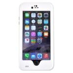 b11682fc65 【メール便送料無料】iPhone6 lus/6s Plus用 防水&耐ショックケース ホワイト サンコー WTPSUWT9 iPhone用防水ケース  海 山 川 プール レジャーなどの水没 衝撃 対策